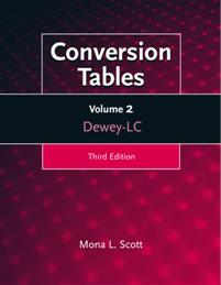 Conversion Tables, 3rd Edition cover image