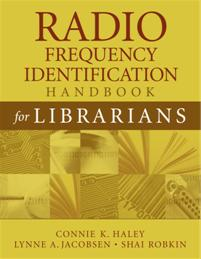Radio Frequency Identification Handbook for Librarians cover image