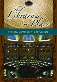 The Library as Place cover image