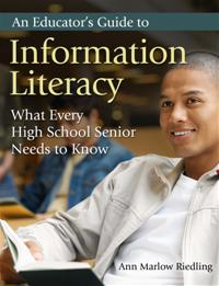 Cover image for An Educator's Guide to Information Literacy