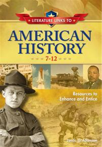 Literature Links to American History, 7-12 cover image
