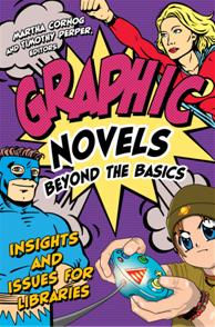 Graphic Novels Beyond the Basics cover image
