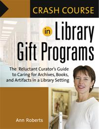 Crash Course in Library Gift Programs cover image