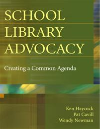 School Library Advocacy cover image