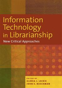 Cover image for Information Technology in Librarianship
