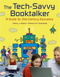 The Tech-Savvy Booktalker cover image