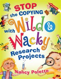 Stop the Copying with Wild and Wacky Research Projects cover image