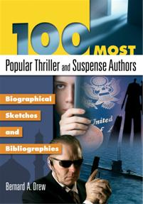 100 Most Popular Thriller and Suspense Authors cover image