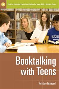 Booktalking with Teens cover image