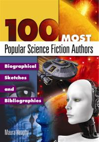 100 Most Popular Science Fiction Authors cover image