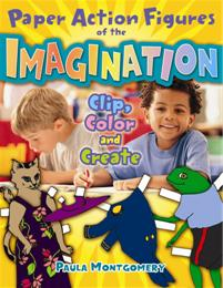 Paper Action Figures of the Imagination cover image