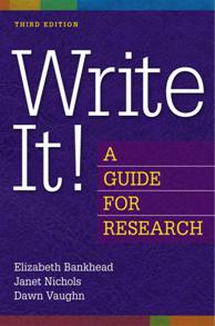 Write It! cover image
