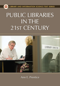 Public Libraries in the 21st Century cover image