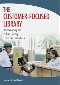The Customer-Focused Library cover image