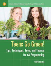 Teens Go Green! cover image