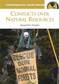 Conflicts over Natural Resources cover image