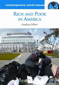 Rich and Poor in America cover image