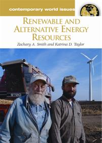 Renewable and Alternative Energy Resources cover image