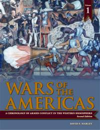 Wars of the Americas cover image