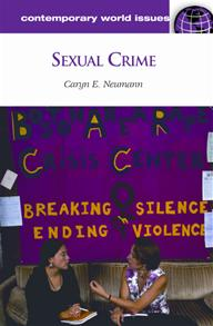 Sexual Crime cover image