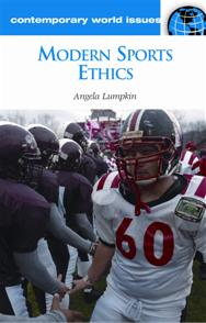 Modern Sports Ethics cover image