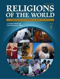 Cover image for Religions of the World
