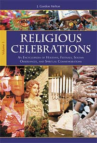 Cover image for Religious Celebrations