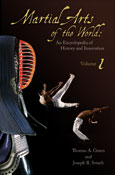 Martial Arts of the World cover image