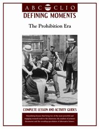 The Prohibition Era cover image