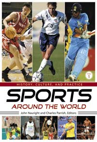 Cover image for Sports around the World