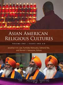 Asian American Religious Cultures cover image