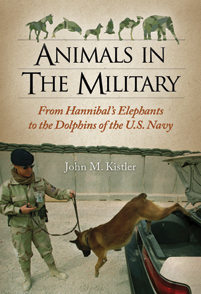 Cover image for Animals in the Military