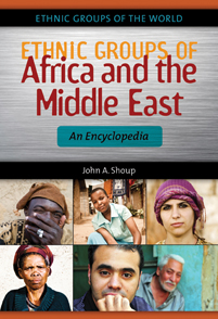 Ethnic Groups of Africa and the Middle East cover image