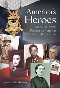 America's Heroes cover image