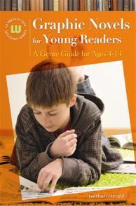 Cover image for Graphic Novels for Young Readers