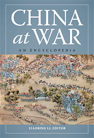 China at War cover image