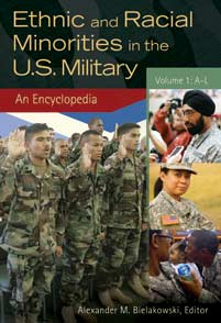 Ethnic and Racial Minorities in the U.S. Military cover image