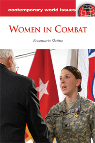 Cover image for Women in Combat