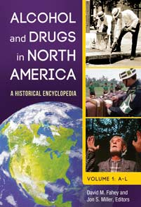 Alcohol and Drugs in North America cover image