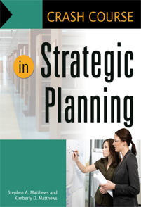 Crash Course in Strategic Planning cover image