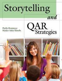 Cover image for Storytelling and QAR Strategies