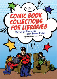 Comic Book Collections for Libraries cover image
