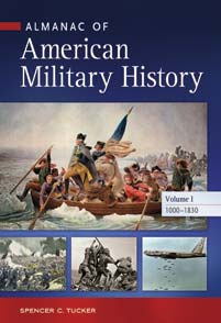Almanac of American Military History cover image