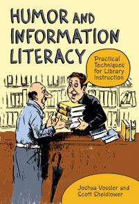 Humor and Information Literacy cover image