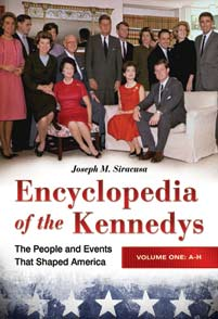 Encyclopedia of the Kennedys cover image
