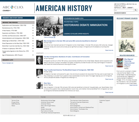 Cover image for American History