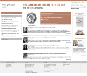 Cover image for The American Indian Experience