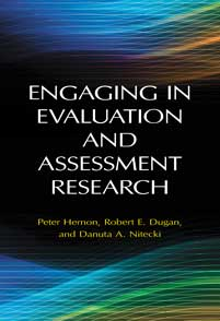 Engaging in Evaluation and Assessment Research cover image