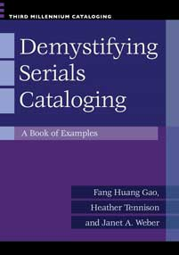 Demystifying Serials Cataloging cover image