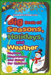 Big Book of Seasons, Holidays, and Weather cover image